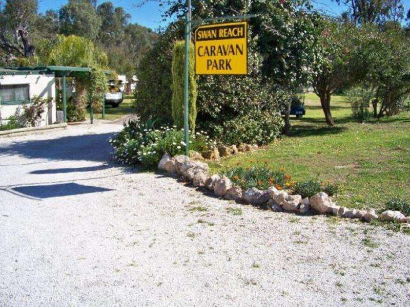 Swan resach carvan park