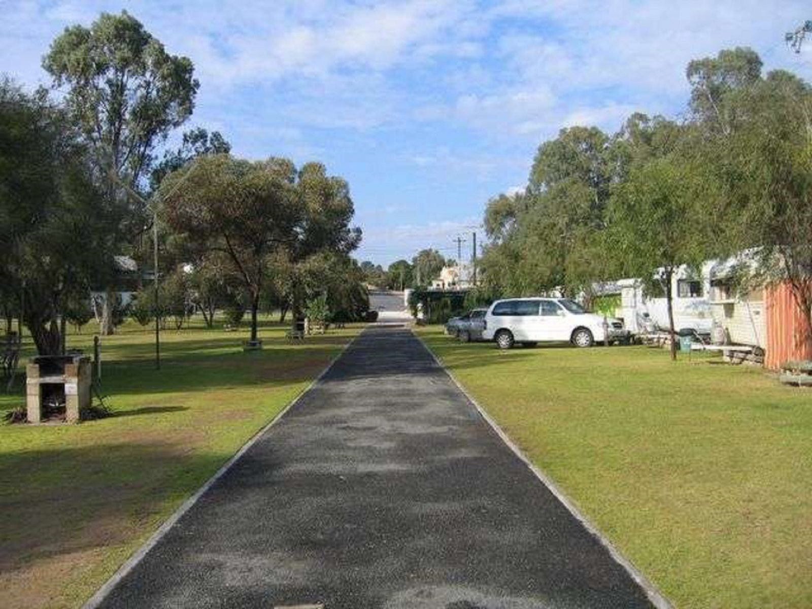 Swan Reach Caravan Park