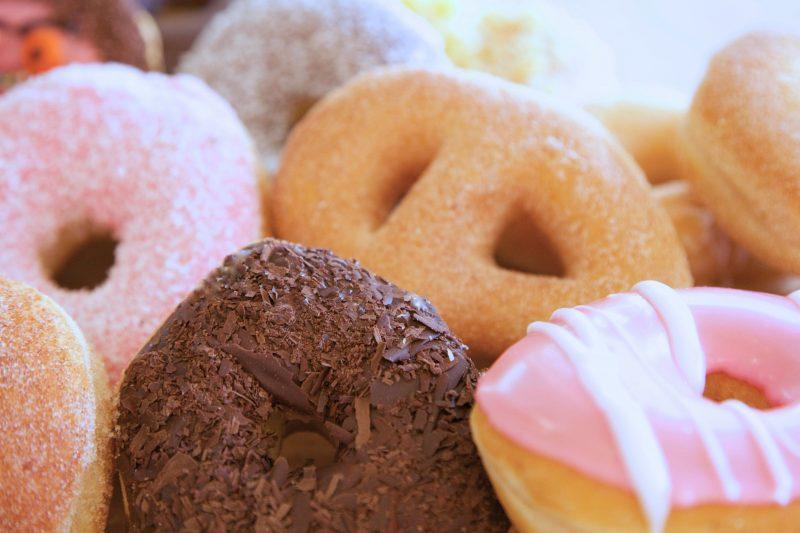 Tanunda Bakery Donuts