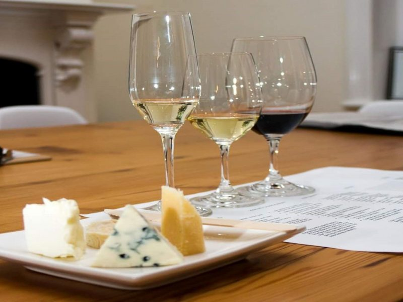 Essential Wine and Cheese Master class