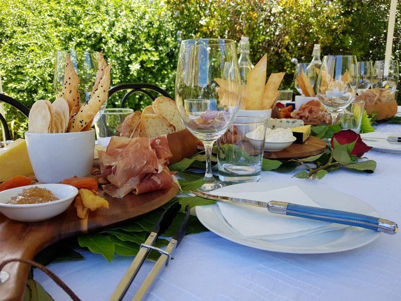 Lunch & Wine Tasting Masterclass