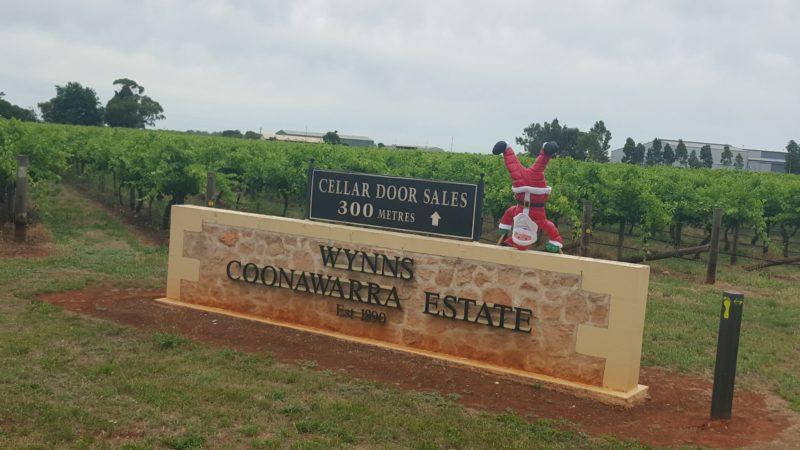 Coonawarra winery tours
