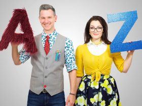 David Lampard and Emma Bargery | Six Foot Something Productions | That Science Gang