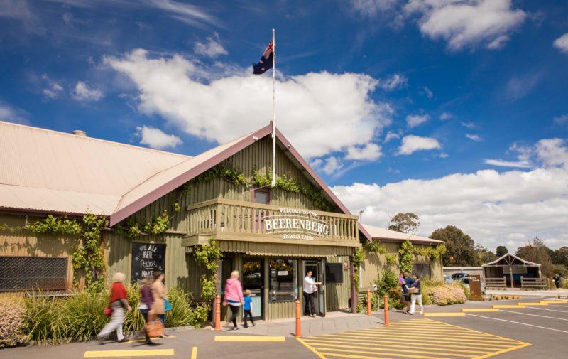 Beerenberg Farm Shop Exterior