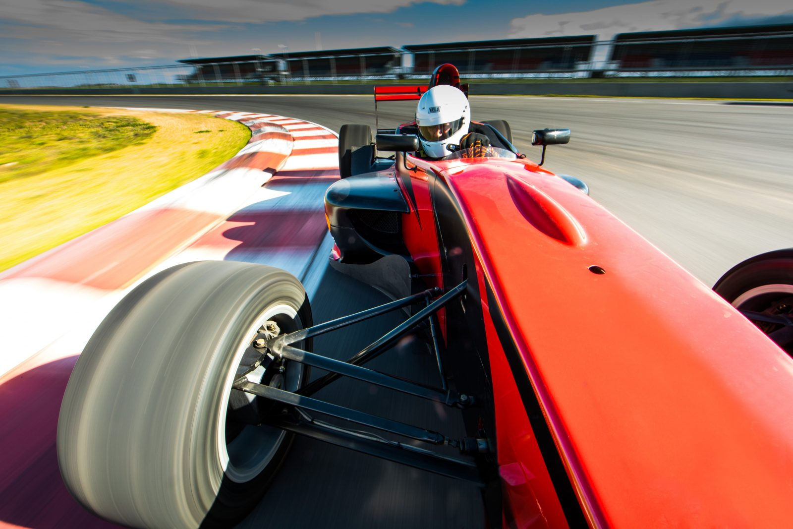 The Bend Driver Experience Formula