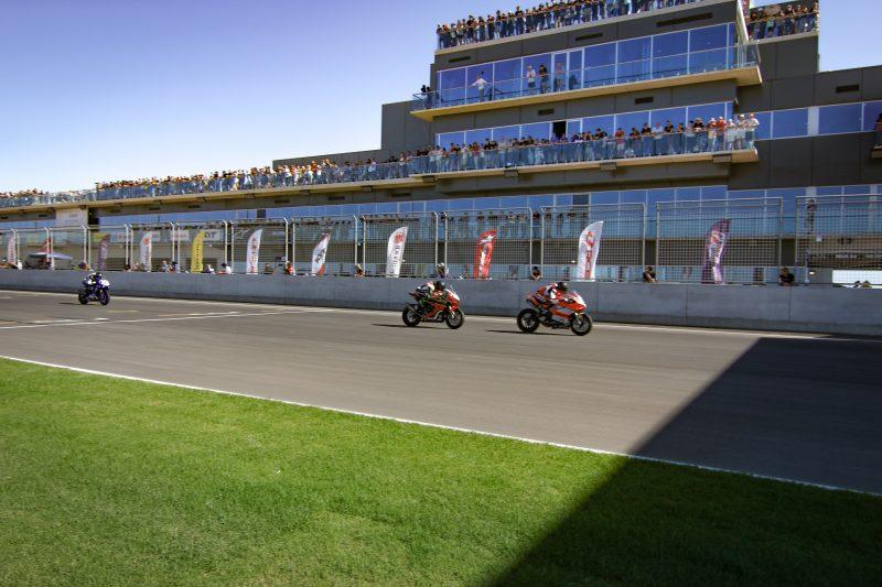 The Bend Motorsport Park ASBK
