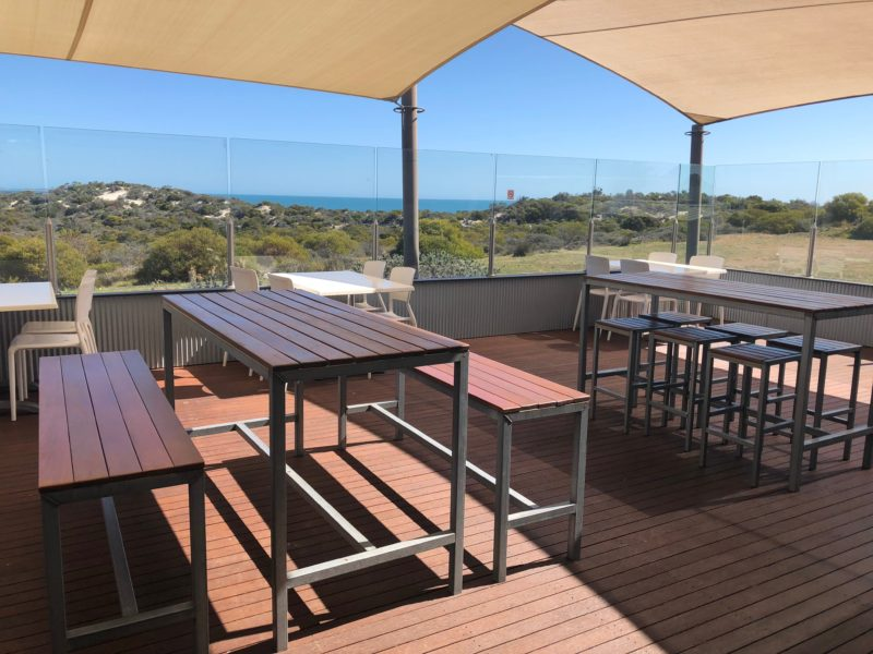 The Deck Bar & Cafe, Port Hughes