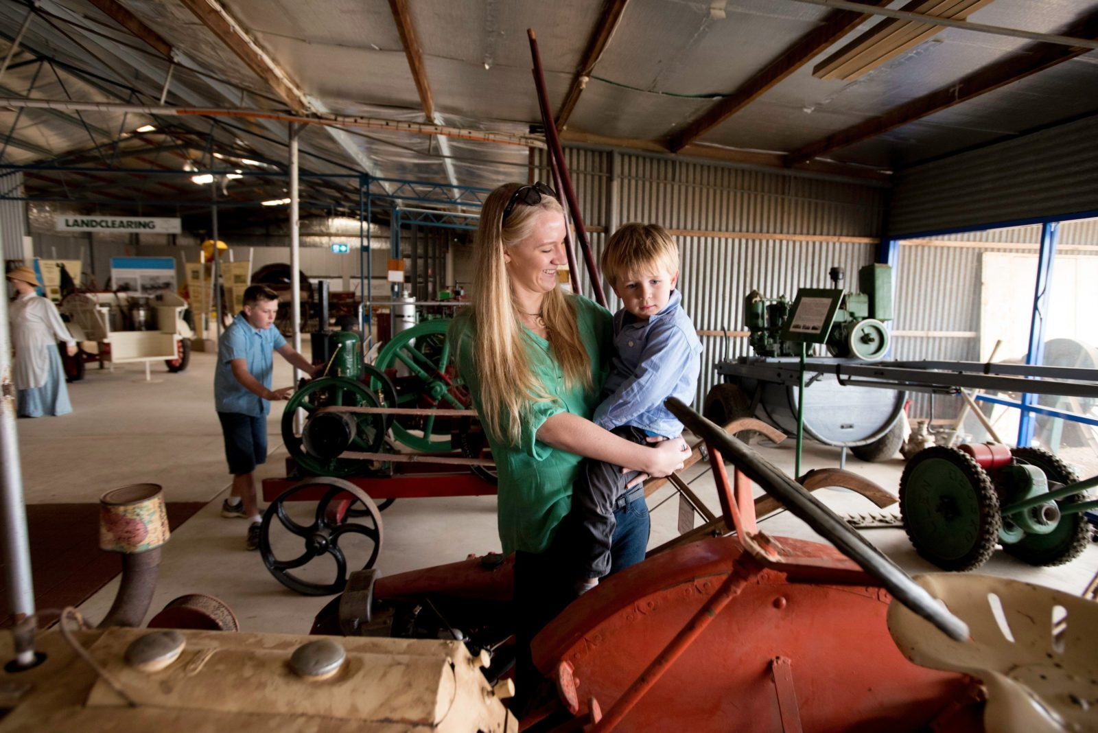 The Farm Shed Museum