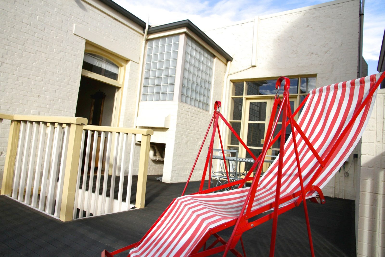 Residency Penthouse with Deck North Adelaide