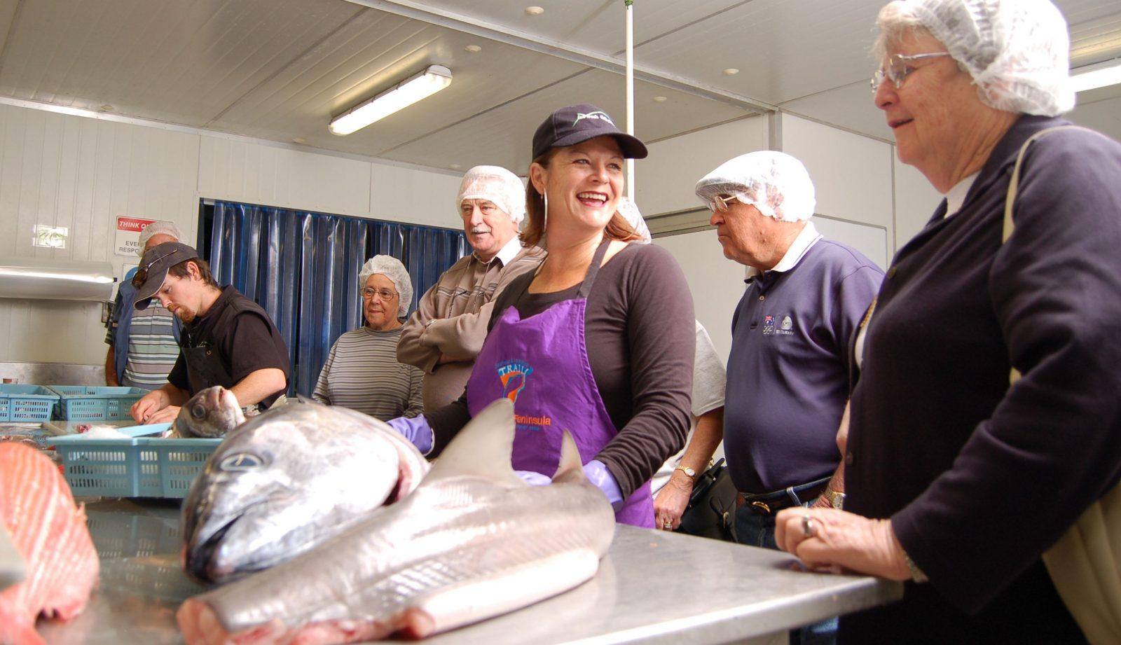 The Fresh Fish Place, Port Lincoln, Eyre Peninsula, South Australia