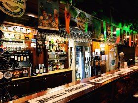 Traditional German Bar
