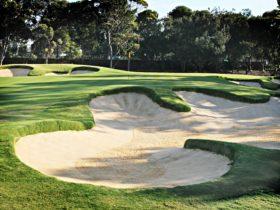 The Grange Golf Club, Grange, Adelaide, South Australia