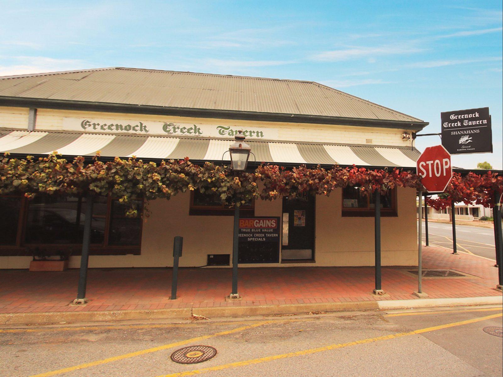 The Greenock
