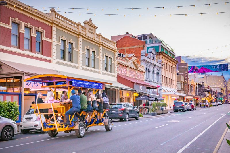 Rundle St