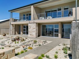 The Jetty house