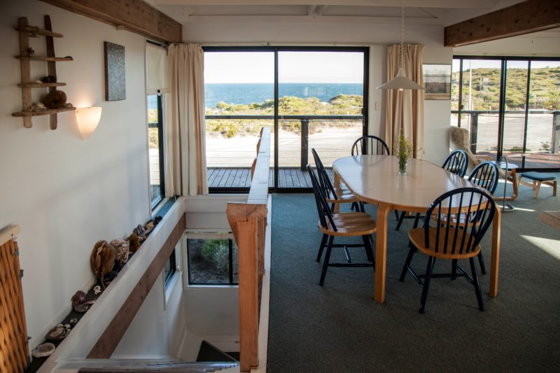 View to Willyama Bay from Kitchen