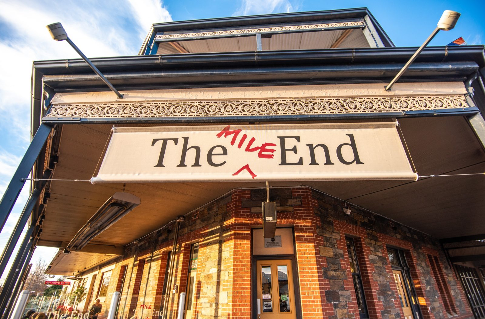 The Mile End
