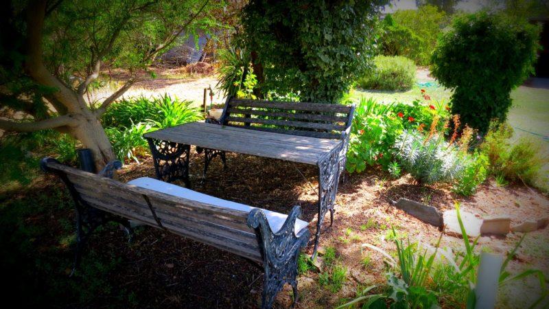 Lovely Garden Nook