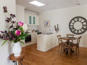 Kitchen/Dining French Provincial Apartment
