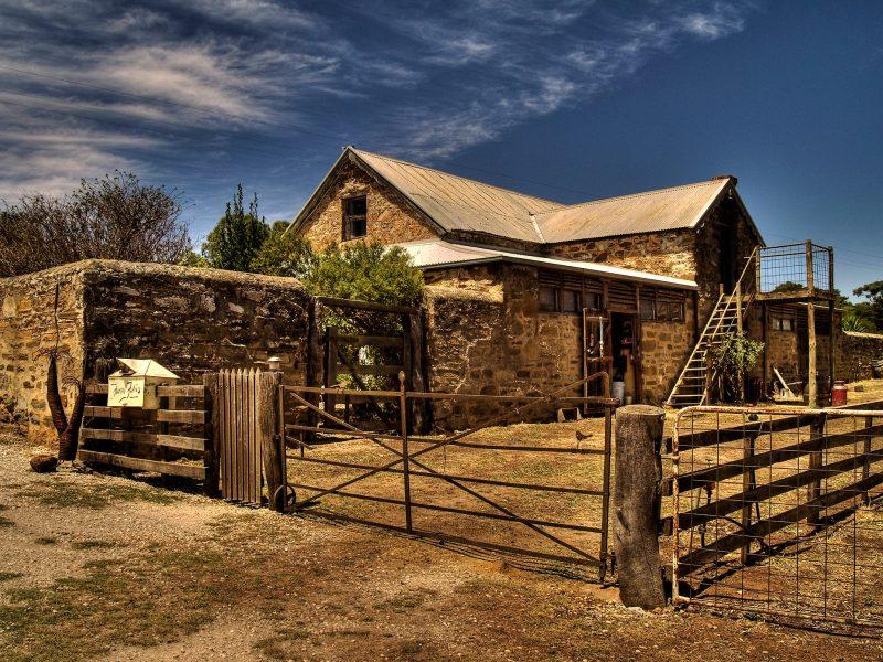 Hutton Vale Farm Buildings