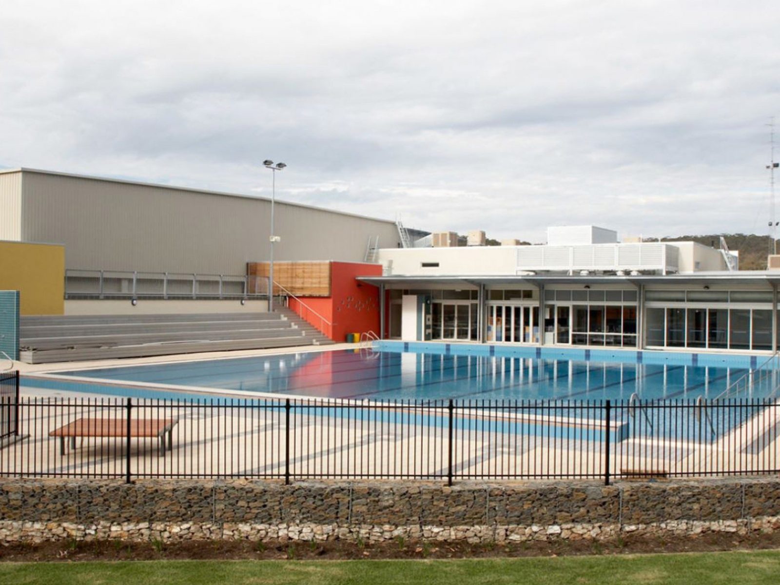 Outdoor Pool Clare Valley