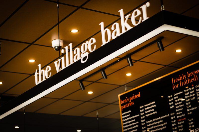The Village Baker Black Forest