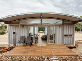 The Villas - Barossa: beautiful environmentally sensitive accommodation in the Barossa