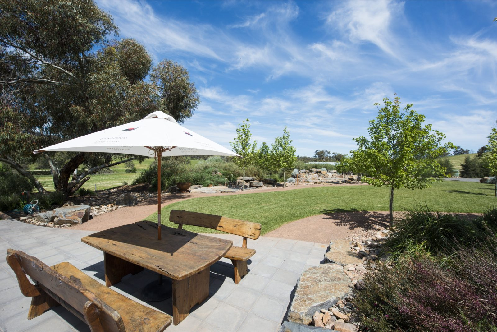 Our Cellar Door Garden