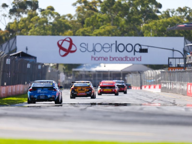 Superloop Adelaide 500