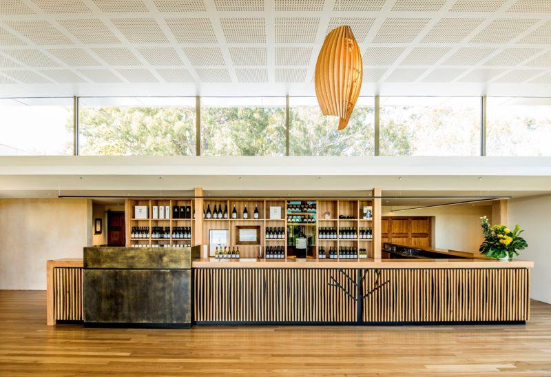 Torbreck Vintners Cellar Door Tasting Room Barosssa Valley