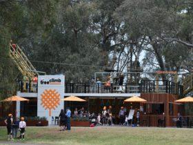 TreeClimb Eco Hut Cafe Adelaide