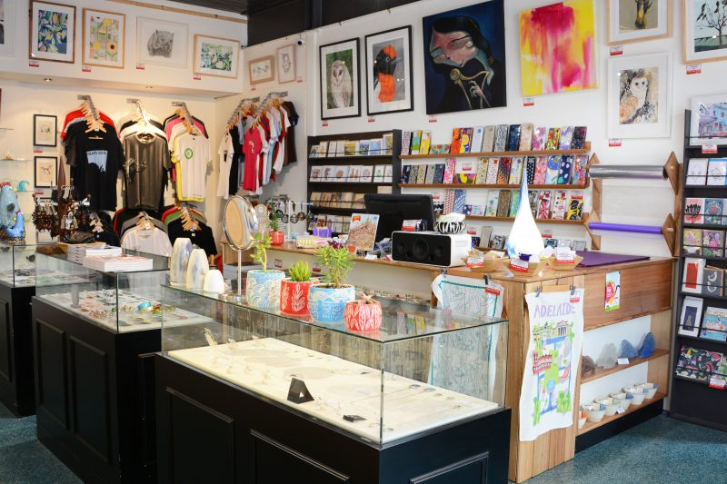 A mecca for artists and art lovers, Urban Cow displays artwork from over 150 SA artists