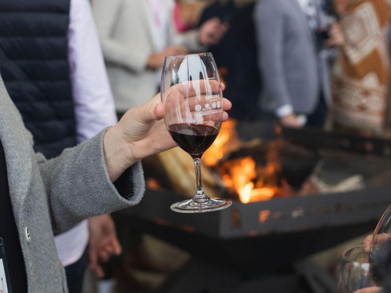 Open Fires and Pinot Noir