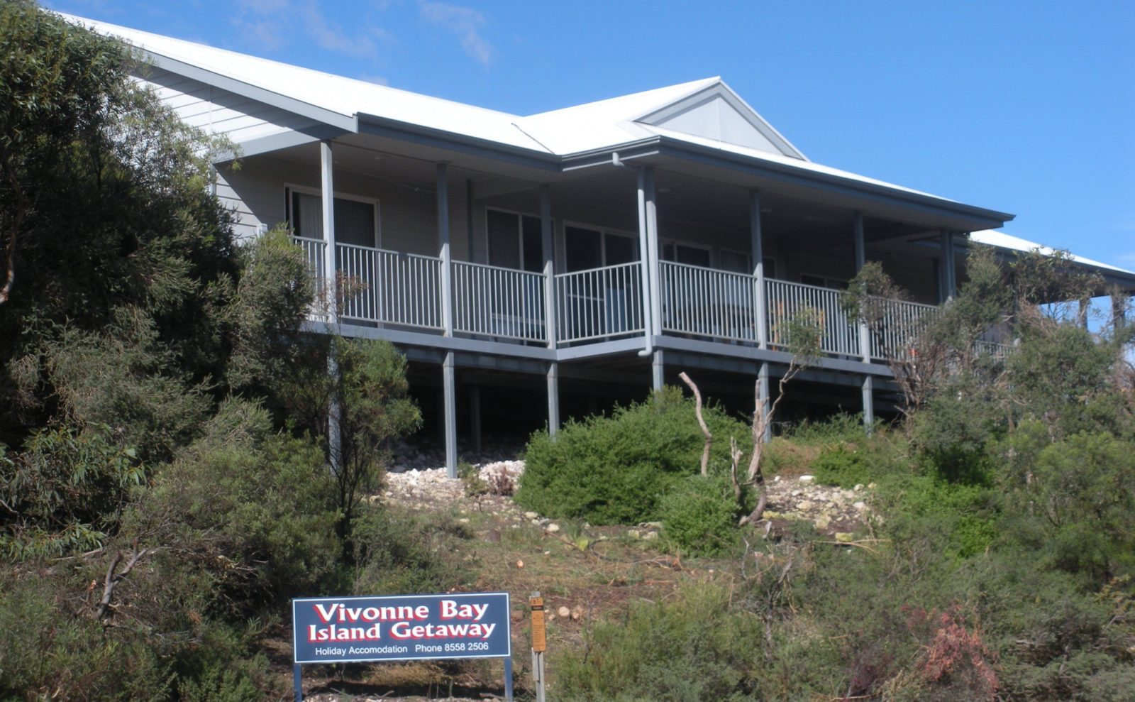 Photo of Vivonne bay Island Getaway