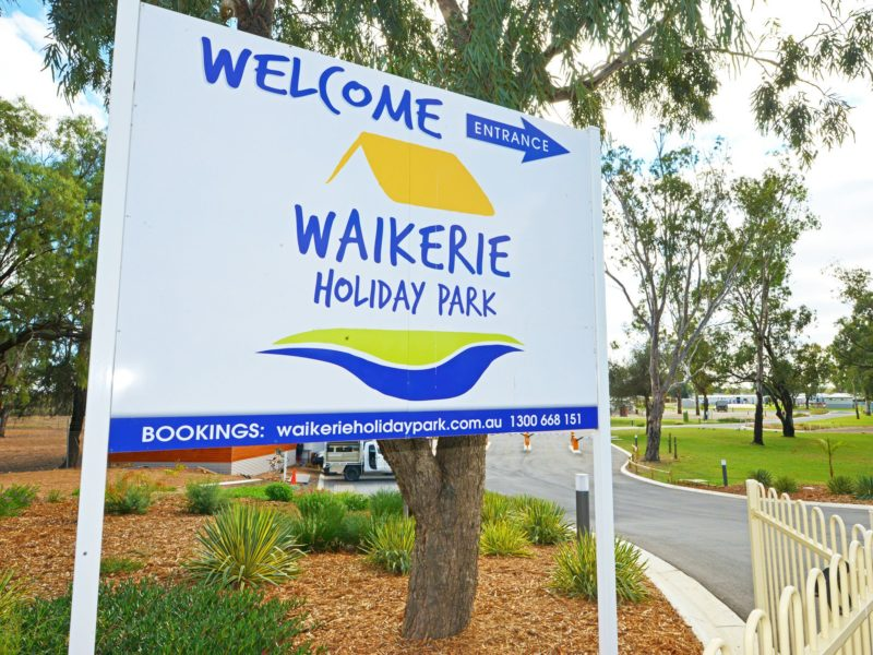Welcome to Waikerie Holiday Park