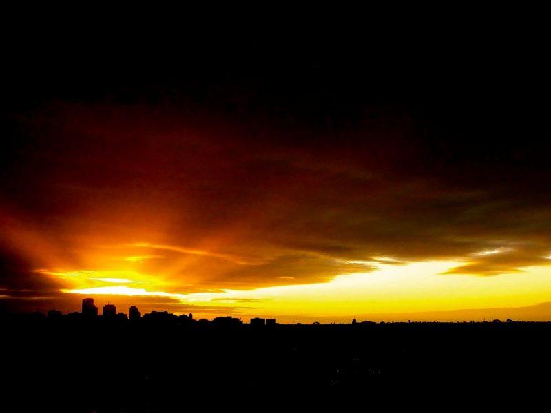 Sunset Adelaide