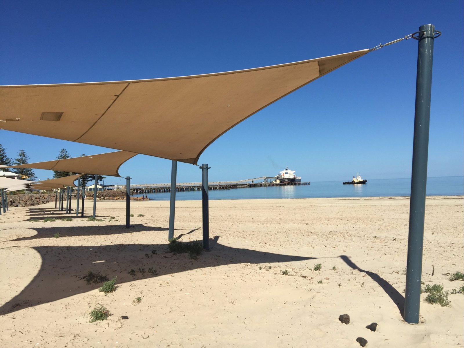 Office Beach, Wallaroo