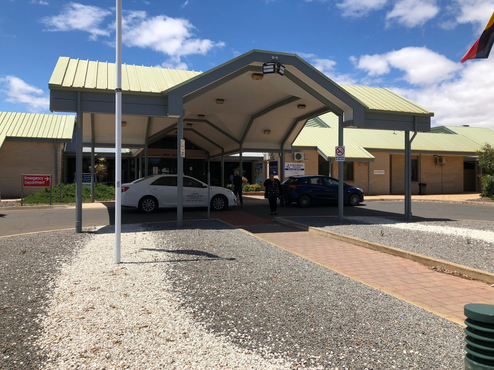 Wallaroo Hospital and Health Services