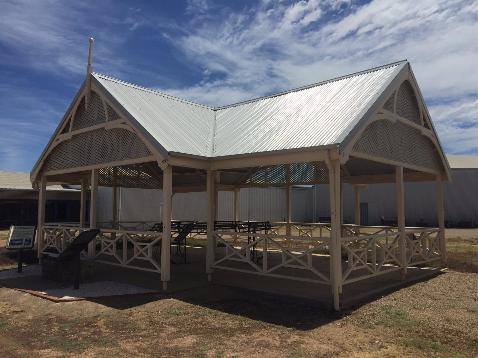 Wallaroo Mines Band Rotunda