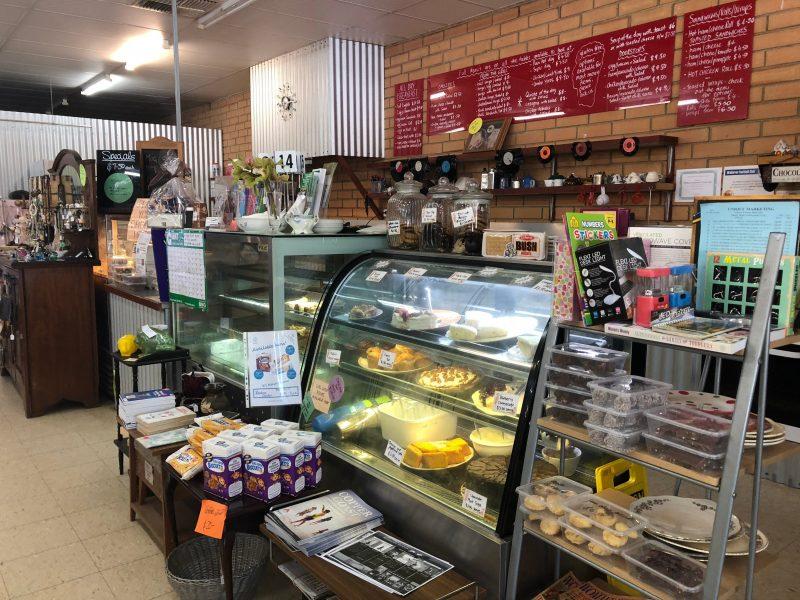 Wallaroo Treasures and Treats Cafe, Wallaroo