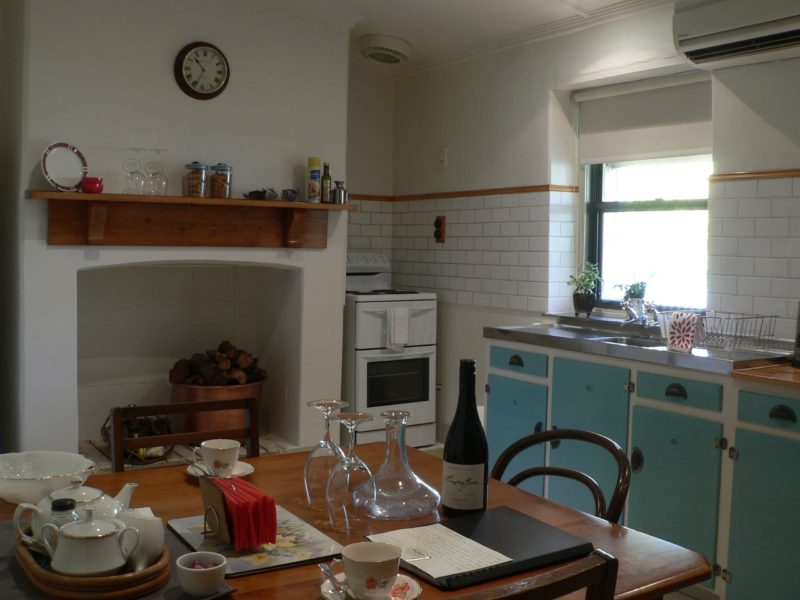 Kitchen self-catering