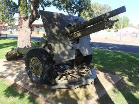 Barmera War Gun Trophy