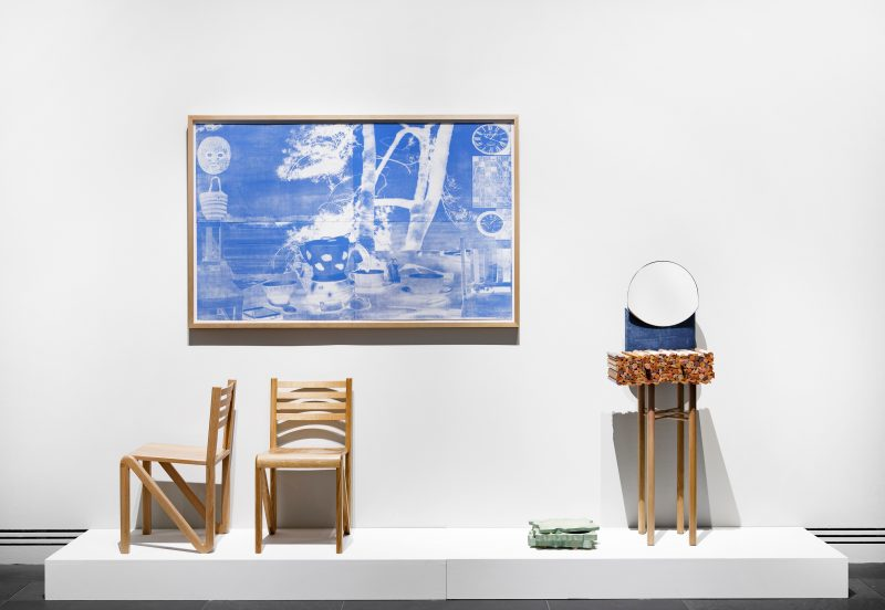 installation view: Ways of Seeing: Recent acquisitions from the collection