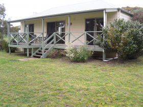 Grevillea Cottage - External 1
