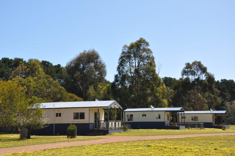 Cabin Accommodation, Western KI Caravan Park