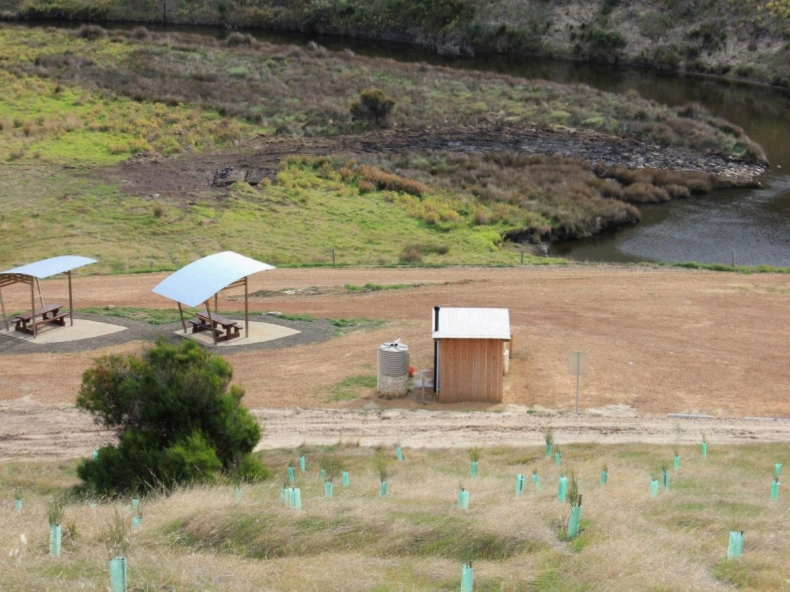 Western River Cove Camp Ground
