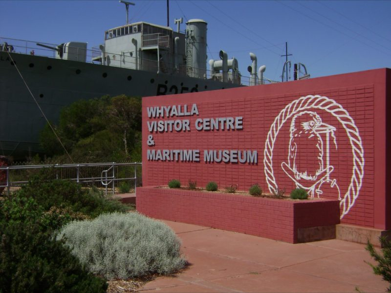 Whyalla Visitor Centre