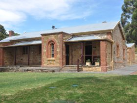 The Willunga Courthouse Museum - entry