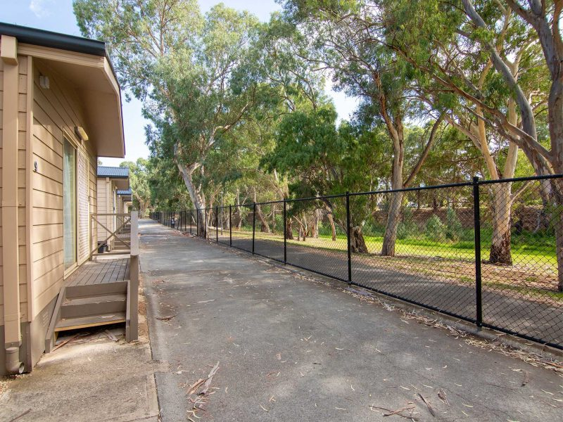 On the banks of the River Torrens Linear Park, right at your doorstep