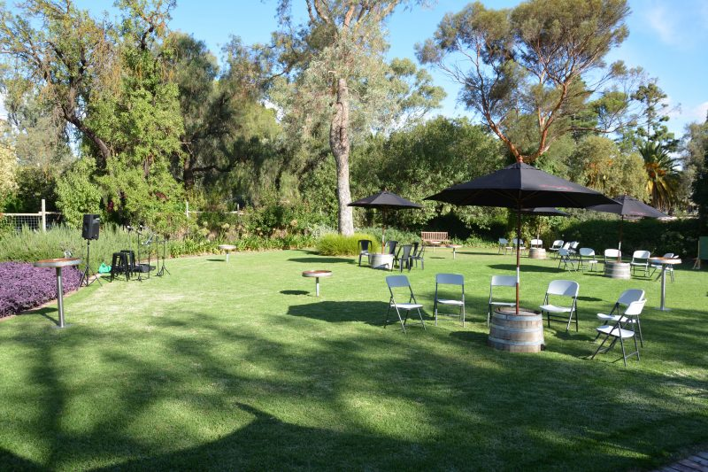Wines By The Grass at Kalleske Cellar Door